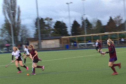 Ladies' 6s v Buckingham 006