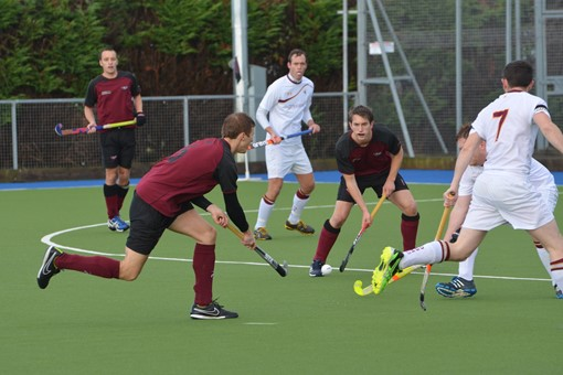 Men's 1s v Old Georgians 003