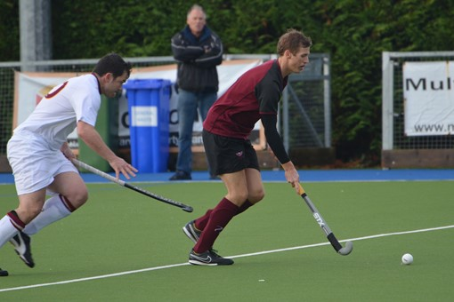 Men's 1s v Old Georgians 005