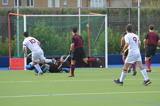 Men's 1s v Old Georgians 007
