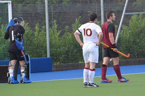 Men's 1s v Old Georgians 012