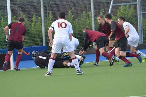 Men's 1s v Old Georgians 013