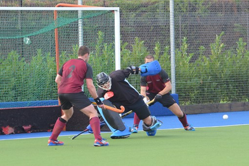 Men's 1s v Old Georgians 014