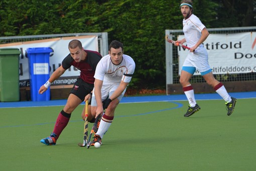 Men's 1s v Old Georgians 016