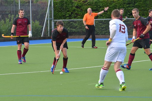 Men's 1s v Old Georgians 017