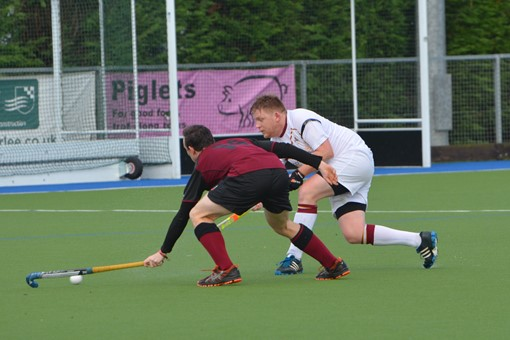 Men's 1s v Old Georgians 018