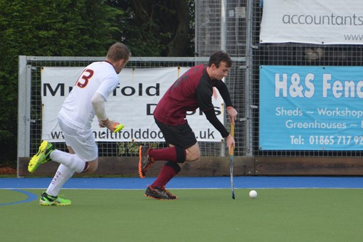 Men's 1s v Old Georgians 020