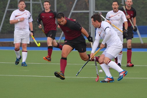 Men's 1s v Old Georgians 021