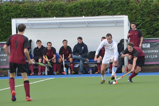Men's 1s v Old Georgians 024