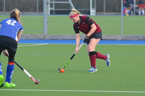 Ladies' 4s v Oxford 002