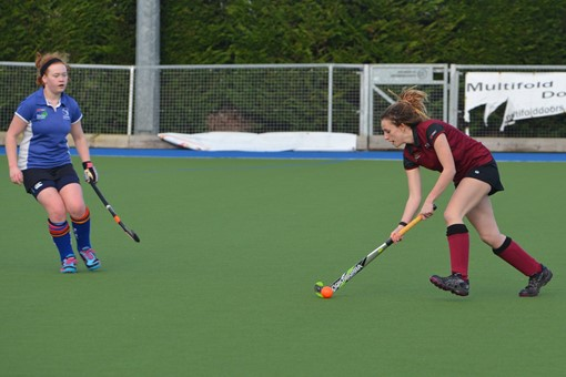 Ladies' 4s v Oxford 003