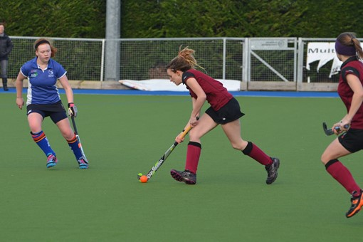 Ladies' 4s v Oxford 004