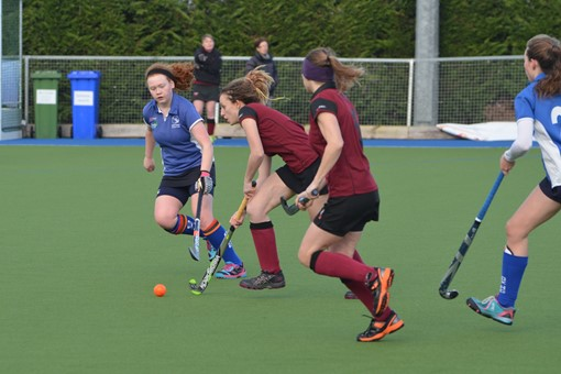 Ladies' 4s v Oxford 005