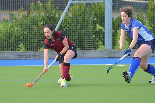 Ladies' 4s v Oxford 007