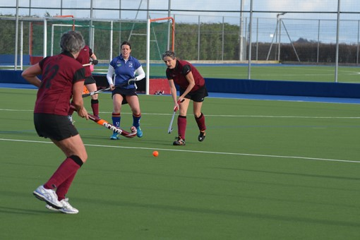 Ladies' 4s v Oxford 010