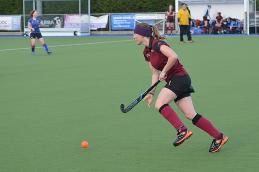 Ladies' 4s v Oxford 012