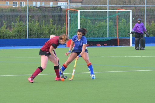 Ladies' 4s v Oxford 014