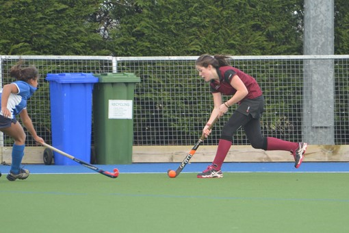 Ladies' 4s v Oxford 015