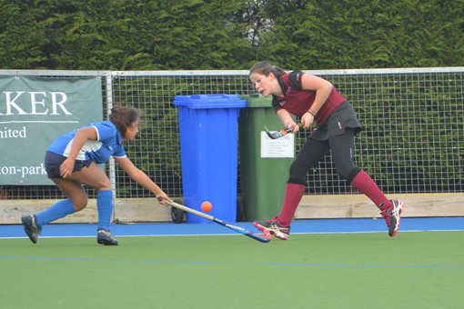Ladies' 4s v Oxford 016