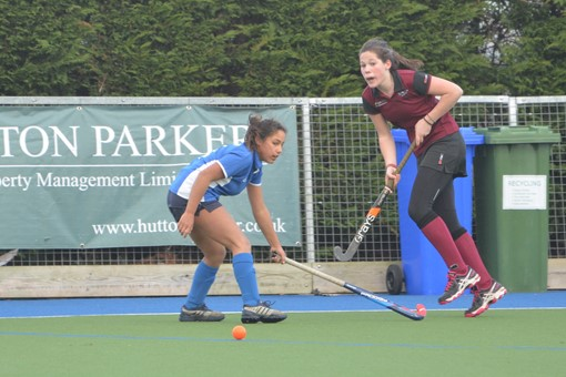 Ladies' 4s v Oxford 017