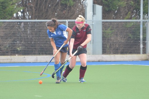 Ladies' 4s v Oxford 019