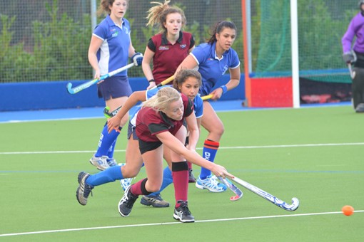 Ladies' 4s v Oxford 020