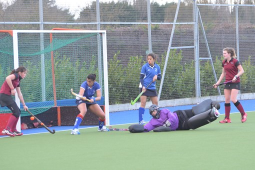 Ladies' 4s v Oxford 021