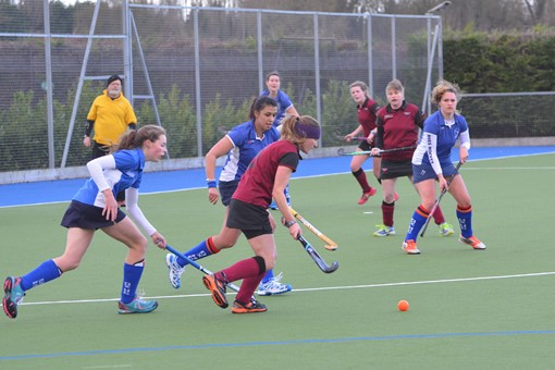 Ladies' 4s v Oxford 022