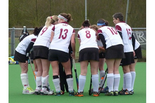 Ladies' 4s v Slough 001