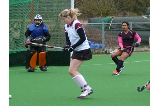 Ladies' 4s v Slough 003