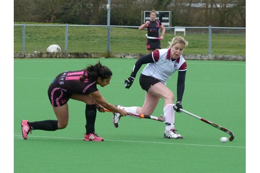 Ladies' 4s v Slough 004