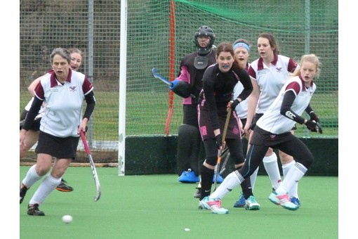 Ladies' 4s v Slough 005