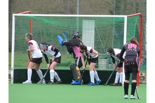 Ladies' 4s v Slough 009
