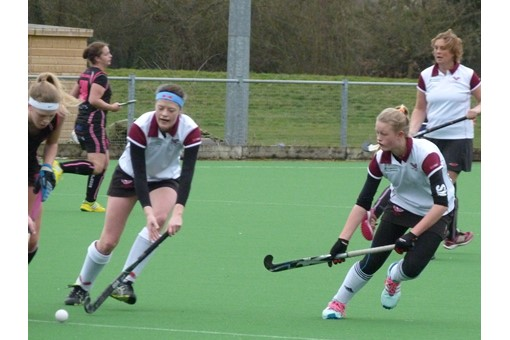 Ladies' 4s v Slough 011