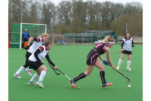 Ladies' 4s v Slough 013
