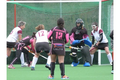 Ladies' 4s v Slough 015