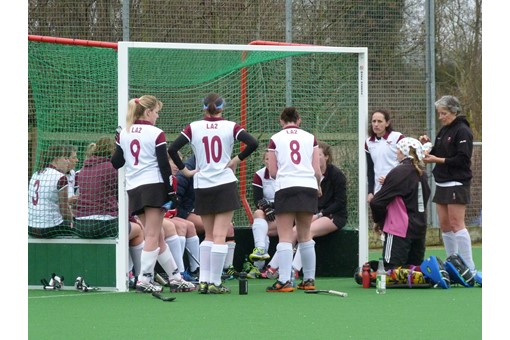 Ladies' 4s v Slough 016