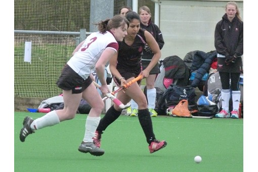 Ladies' 4s v Slough 017