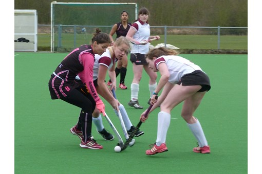 Ladies' 4s v Slough 019