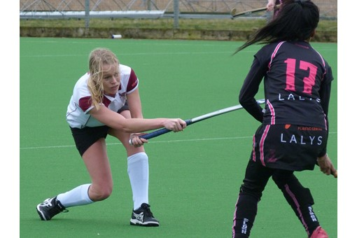 Ladies' 4s v Slough 020