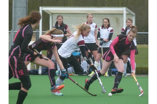 Ladies' 4s v Slough 022