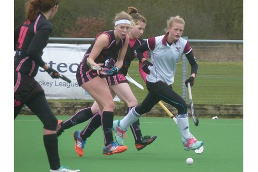 Ladies' 4s v Slough 023
