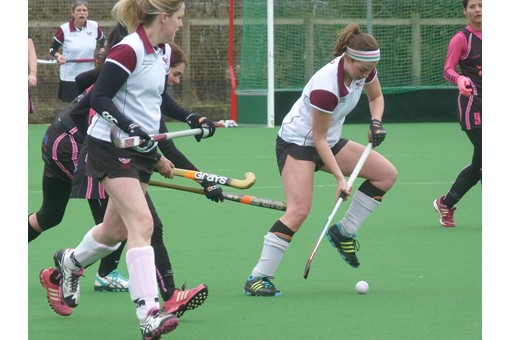 Ladies' 4s v Slough 024