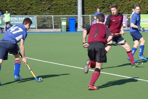 Men's 2s v Oxford 001