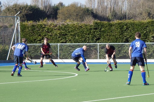 Men's 2s v Oxford 003