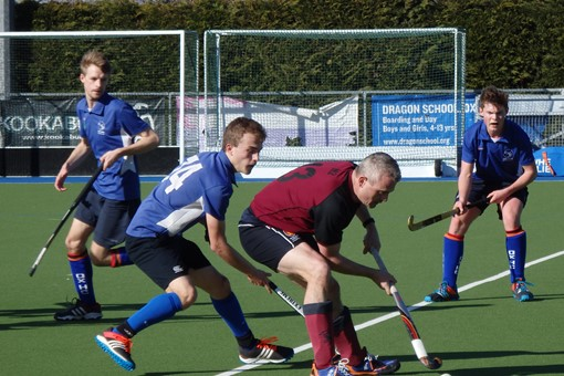 Men's 2s v Oxford 005