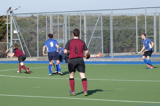 Men's 2s v Oxford 010