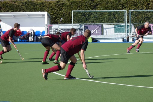 Men's 2s v Oxford 011