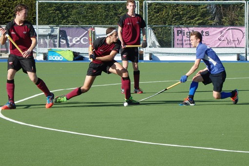 Men's 2s v Oxford 012