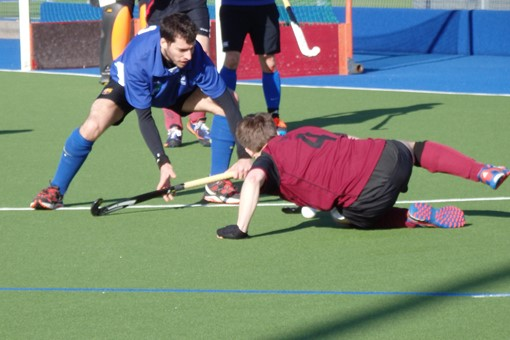 Men's 2s v Oxford 015